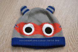 продам классную шапку для мальчика GYMBOREE, 4-5 лет