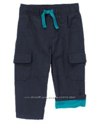 Утепленные штаны Gymboree из коллекции 2013г Ski School