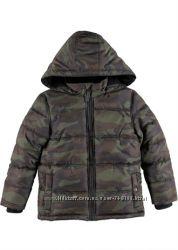 Демисезонная куртка Matalan. Boys Camo Jacket
