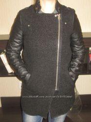 пальто -косуха демисезонное