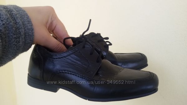 Туфли Next классика размер 29. Кожа