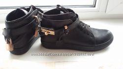 Ботинки деми Hermes размер 38.