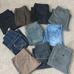 Брюки и джинсы DKNY, Gap, Loft отл. Качество разм. 44-50 из США