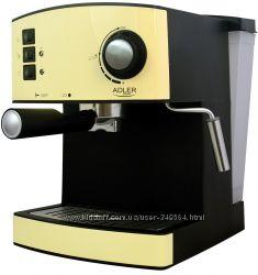 ADLER-Эспрессо кофеварка Германия