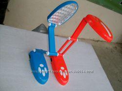 Фонарь настольный светодиодный, аккумуляторный фонарик, настольная беспрово