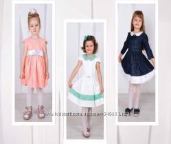 Детские платья, сарафаны, худи, пальто ТМ Габби заказ 27-06-17 вечер