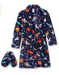 Набор халат и тапочки для мальчика. Размер 2Т, США