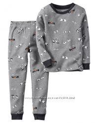 Пижама для мальчика Картерс. Размер 3Т. Хлопок. новая