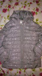Деми куртка для девочки фирмы crazy 8