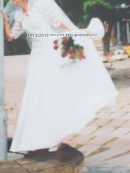 Нежное свадебное платье Винница