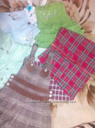 Наши юбочки и сарафаны от 3 до 12 лет