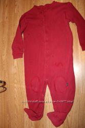 человечек пижама на 18 месяцев состояние идеальное