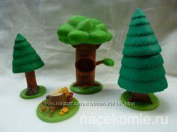 Животные леса - Деагостини -