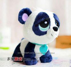 Мишка плюшевый - панда - глазастик - медвежонок -