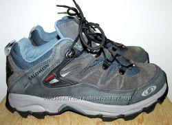 Деми кроссовки Salomon на мембране Gore-Tex