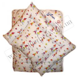 Комплект Малыш одеяло и подушка Billerbeck