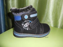 Ботинки зима 21-26 рр.