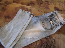 джинсы-варенки, бу, размер 48