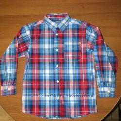 Рубашки OshKosh на 7-9 лет