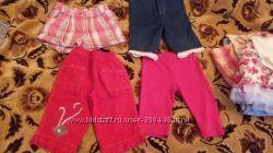 Пакет летних вещей на девочку 4 года