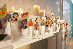 Адвент-календари, чудесные сюрпризы в ожидании Рождества. Дарим впечатления