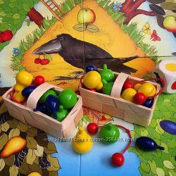 Фруктовый сад от Haba, классика в мире настольных игр