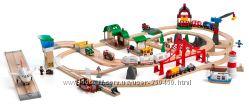 Детская железная дорога, машинки, аксессуары, ландшафт, фигурки, поезда