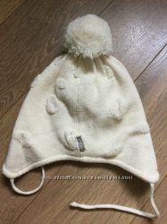 Продам шапку зим. для девочки