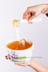 Сахарная паста для шугаринга ТМ VELVET. Шугаринг-сладко и гладко.