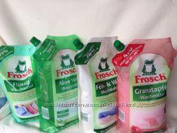 Frosch , гель для стирки без фосфатов
