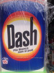 Dash порошок доя стирки универсальный производство Италия