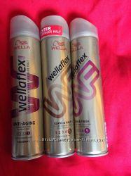 Wellaflex лак для волос производство Германия