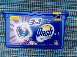Dash капсулы для стирки белья