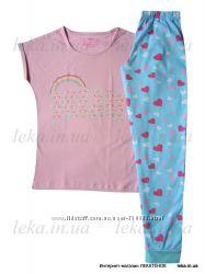 Большой выбор трикотажных пижам для девочек 8-13 лет Primark - Англия.