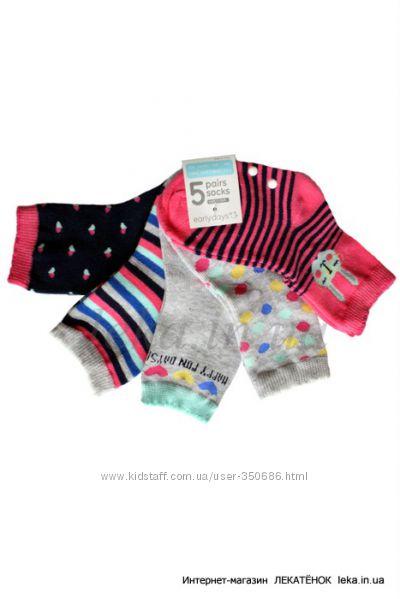 Носочки для малышей 0-24 мес. Primark и др. Англия
