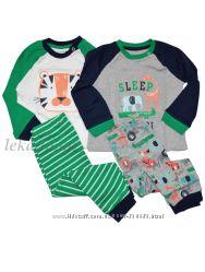 Пижамы трикотажные для мальчиков 1-3 года. Primark, Early days - Англия.