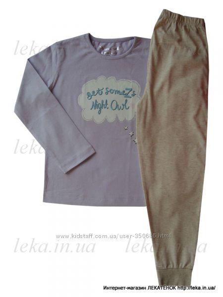 Пижамы трикотажные для девочек 2-8 лет Primark - Англия. Поштучно и уп.