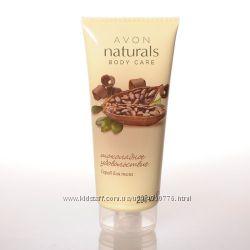 Скраб для тела Шоколадное удовольствие Avon Naturals  200 мл, есть  3 шт.