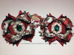 Банты Handmade, сделано с любовью