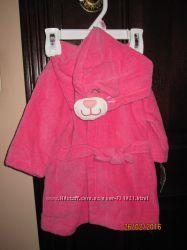 Новый махровый халатик для девочки, моя отправка укрпочтой