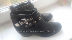 стильные ботиночки 38р