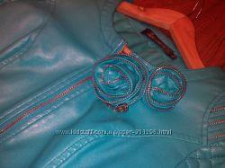 курточка бирюзовая в идеале