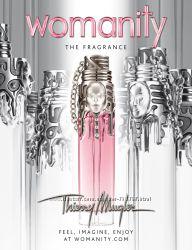 Thierry Mugler Womanity Парфюмированная вода остаток во флаконе