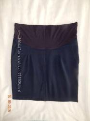 Модная, удобная юбка для беременных.