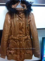 Куртка на холодную осень р. 46 сост. отличное