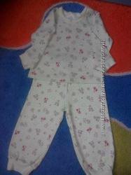 Пижама на 1-1. 6 года рост 80-86