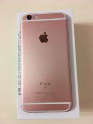Apple iPhone 6s 64 gb Rose Gold, состояние нового