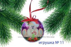 Сбор СП вышив. на Св. Николая, Нов. год, Рожд, сапожки, варежки, нов. иг