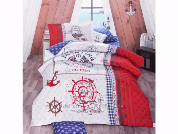 Комплект постельного белья Clasy Ранфорс 160x220