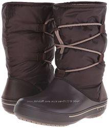������ ������ Crocs Crocband II. 5 Cinch Boot, W8, ����������
